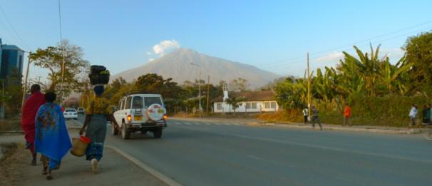 Arusha-road